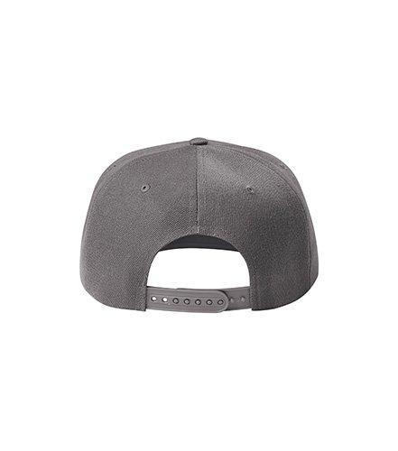 Cappellino a visiera piatta personalizzabile (retro)