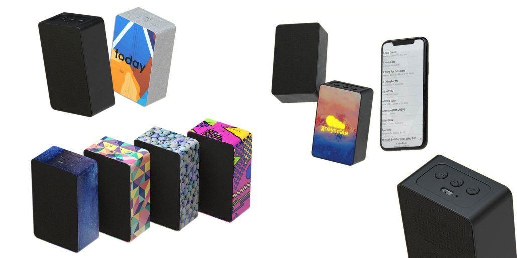 Speaker Bluetooth TWS personalizzabile