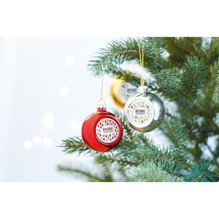 Palla di Natale personalizzabile