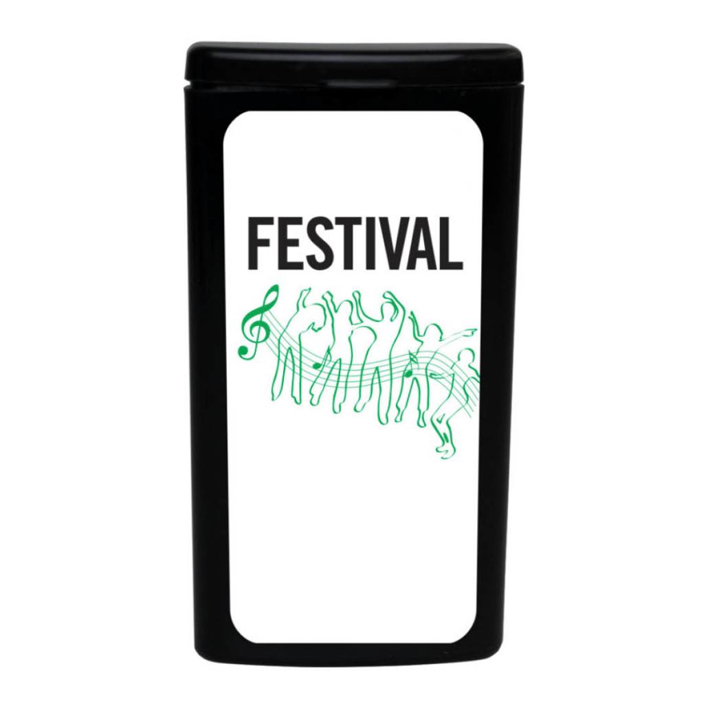 Kit di sopravvivenza festival mini